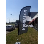 kapper beachflags