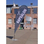 kapsalon beachflags