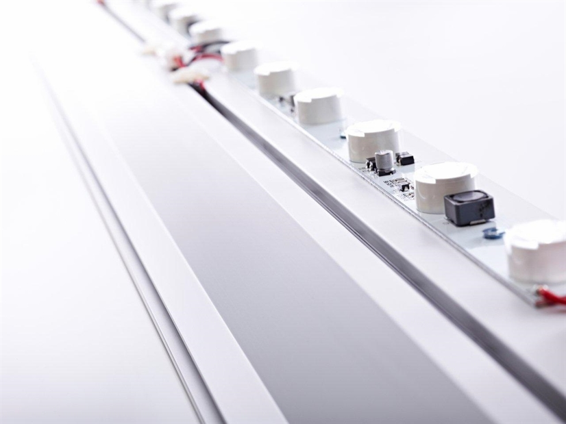 Textielframe Powerled strip