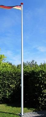 polyester-vlaggenmast
